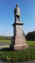 Statue of H.R. Marsden
