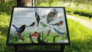 Interpretation boards