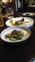 Warm Salad with Feta