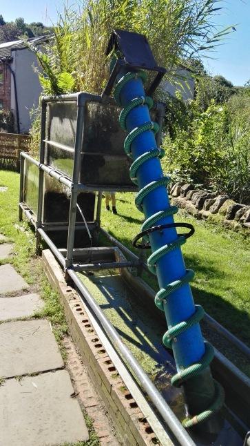 Reedbed Filtration System