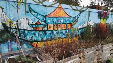 Grow Elephant murals