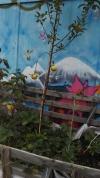 Grow Elephant mural