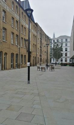 Pedestrianised area off Great Suffolk Street