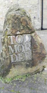 Todmorden stone