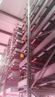 Vertical farming at Unit 84