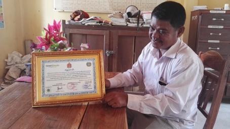 Bansay Reak Best Practice Award