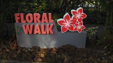 Floral Walk Hort Park
