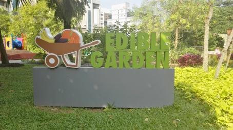 Edible Garden Hort Park