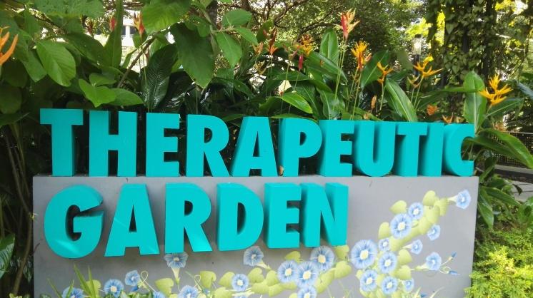 Therapeutic Garden Hort Park