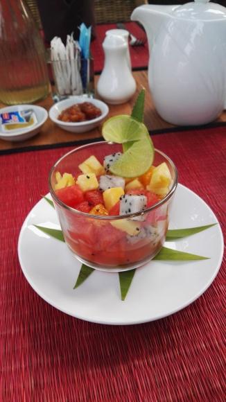 Sala Bai breakfast