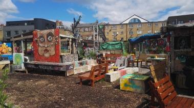 Nomadic Community Garden