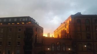 Sunset London