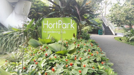 Hort Park Singpaore