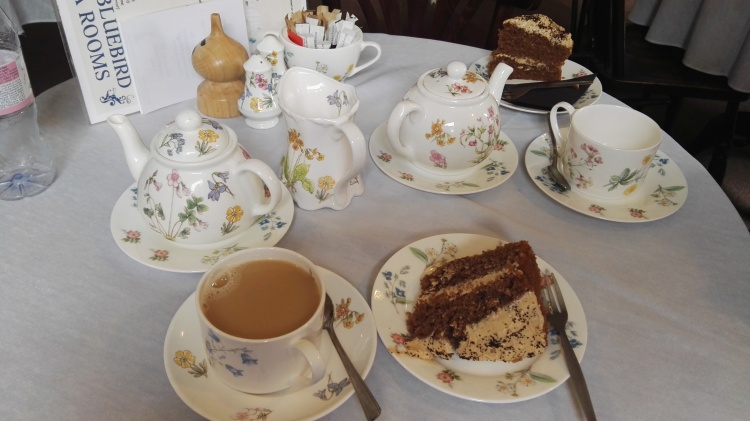 Bluebird Tearooms
