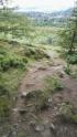 Uneven path