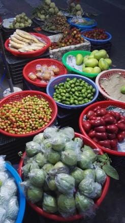 Food Markets Ho Chi Minh City