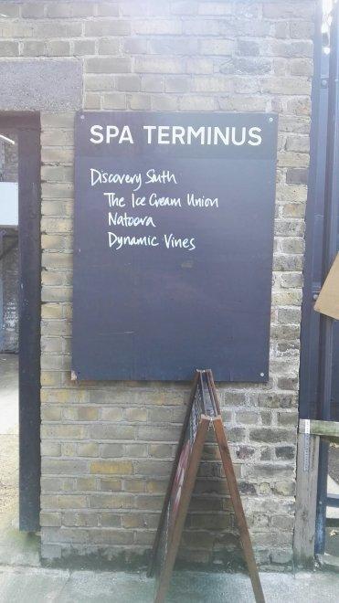 Spa Terminus Bermondsey