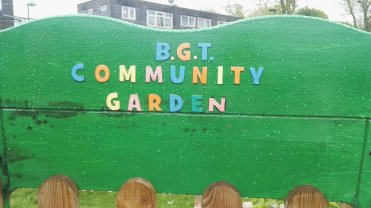 Blenheim Community Garden