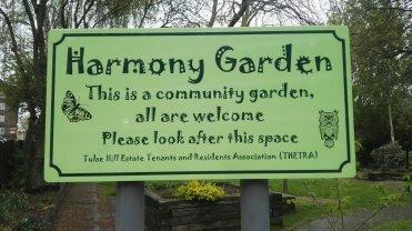 Harmomy Garden